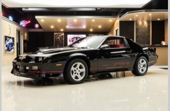 1990 Chevrolet Camaro IROC-Z Coupe for sale 101231058