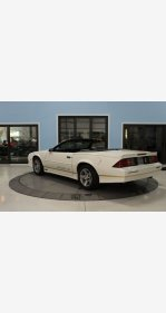 1990 Chevrolet Camaro IROC-Z Convertible for sale 101235437