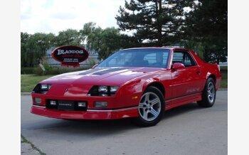 1990 Chevrolet Camaro for sale 101349045