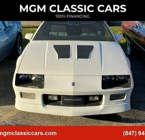 1990 Chevrolet Camaro for sale 101390045