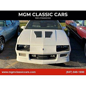1990 Chevrolet Camaro for sale 101390045