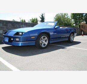 1990 Chevrolet Camaro for sale 101396755