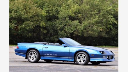 1990 Chevrolet Camaro for sale 101437429