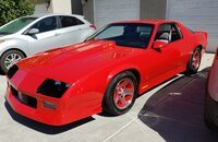 1990 Chevrolet Camaro IROC-Z Coupe for sale 101441077