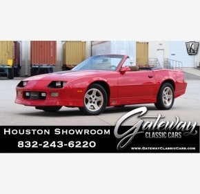 1990 Chevrolet Camaro for sale 101463031