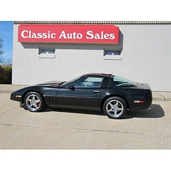 1990 Chevrolet Corvette ZR-1 Coupe for sale 100751810