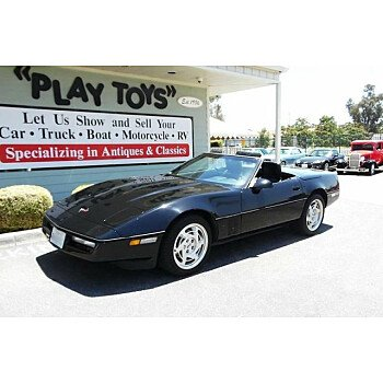 1990 Chevrolet Corvette for sale 101086677