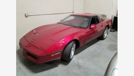 1990 Chevrolet Corvette for sale 100992529