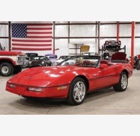 1990 Chevrolet Corvette Convertible for sale 101083276