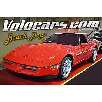 1990 Chevrolet Corvette for sale 101130097