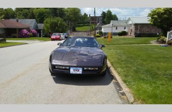 1990 Chevrolet Corvette Coupe for sale 101130307