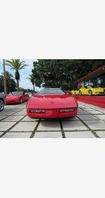 1990 Chevrolet Corvette Convertible for sale 101171137