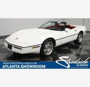 1990 Chevrolet Corvette Convertible for sale 101188533