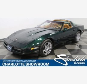 1990 Chevrolet Corvette for sale 101211845