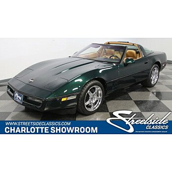 1990 Chevrolet Corvette for sale 101211845