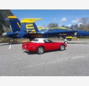 1990 Chevrolet Corvette Convertible for sale 101226418