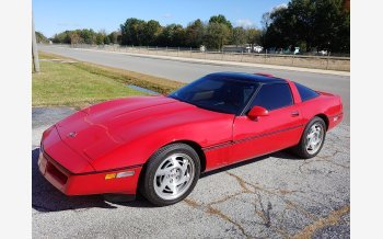 1990 Chevrolet Corvette Coupe for sale 101233430