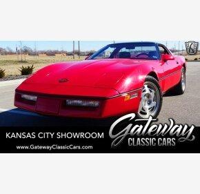 1990 Chevrolet Corvette for sale 101300106