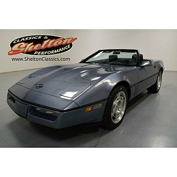 1990 Chevrolet Corvette Convertible for sale 101317451