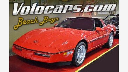 1990 Chevrolet Corvette ZR-1 Coupe for sale 101327205