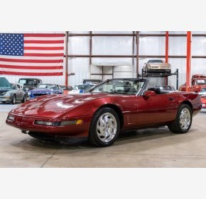 1990 Chevrolet Corvette for sale 101329220