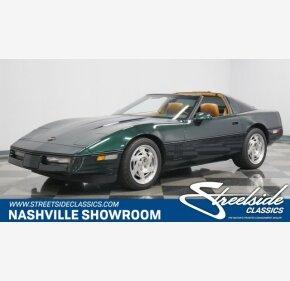 1990 Chevrolet Corvette Coupe for sale 101330991