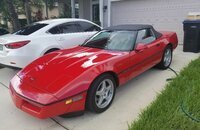 1990 Chevrolet Corvette Convertible for sale 101354527