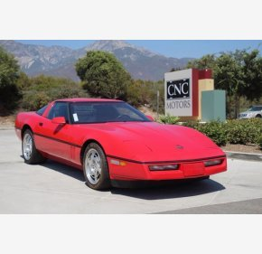 1990 Chevrolet Corvette for sale 101370520
