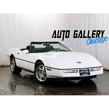 1990 Chevrolet Corvette for sale 101389490