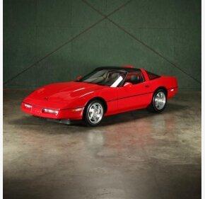 1990 Chevrolet Corvette ZR-1 Coupe for sale 101410228