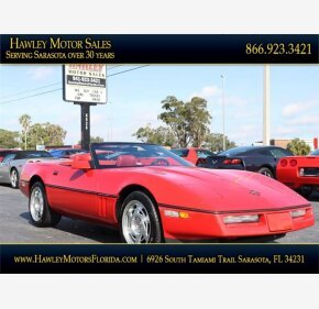 1990 Chevrolet Corvette for sale 101438340
