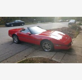1990 Chevrolet Corvette for sale 101441935