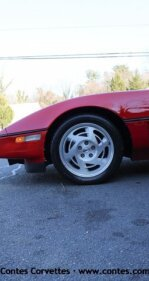 1990 Chevrolet Corvette for sale 101458457