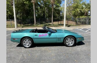 1990 Chevrolet Corvette Convertible for sale 101481026