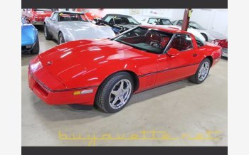 1990 Chevrolet Corvette for sale 101486084