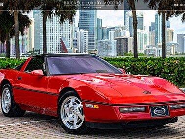 1990 Chevrolet Corvette for sale 101507460