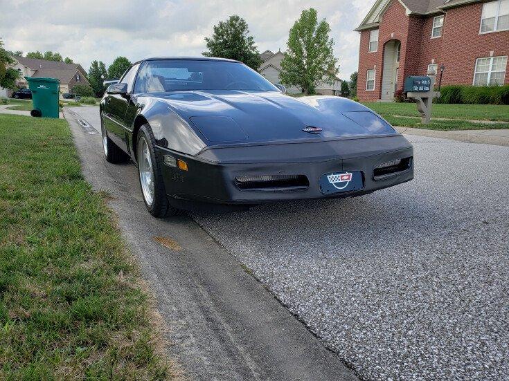 1990 Chevrolet Corvette Coupe for sale 101545195