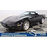 1990 Chevrolet Corvette Convertible for sale 101612158
