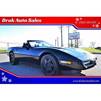 1990 Chevrolet Corvette for sale 101630141