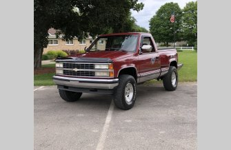 1990 Chevrolet Other Chevrolet Models for sale 101203121