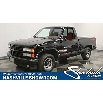 1990 Chevrolet Silverado 1500 2WD Regular Cab 454 SS for sale 101082671