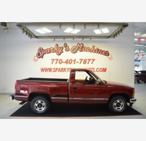 1990 Chevrolet Silverado 1500 for sale 101378572