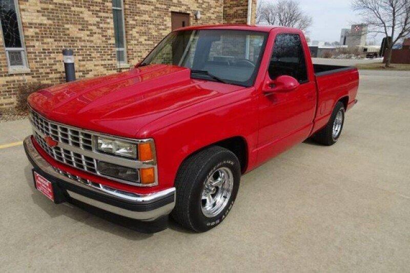1990 Chevrolet Silverado 1500 Classics For Sale Classics On Autotrader