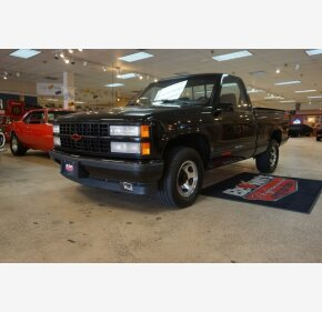 1990 Chevrolet Silverado 1500 2WD Regular Cab 454 SS for sale 101023527