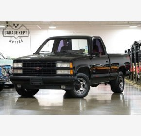 1990 Chevrolet Silverado 1500 2WD Regular Cab 454 SS for sale 101188396