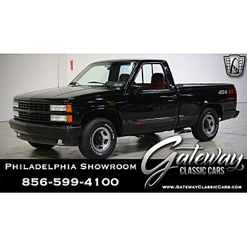 1990 Chevrolet Silverado 1500 2WD Regular Cab 454 SS for sale 101199896