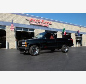 1990 Chevrolet Silverado 1500 2WD Regular Cab 454 SS for sale 101392241