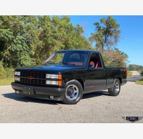 1990 Chevrolet Silverado 1500 2WD Regular Cab 454 SS for sale 101396566