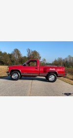 1990 Chevrolet Silverado 1500 4x4 Regular Cab for sale 101407966