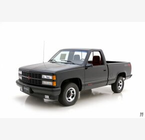 1990 Chevrolet Silverado 1500 2WD Regular Cab 454 SS for sale 101412740